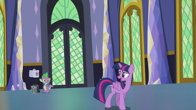 "File:Twilight ""more stressed about that speech than I thought"" S5E25.png"