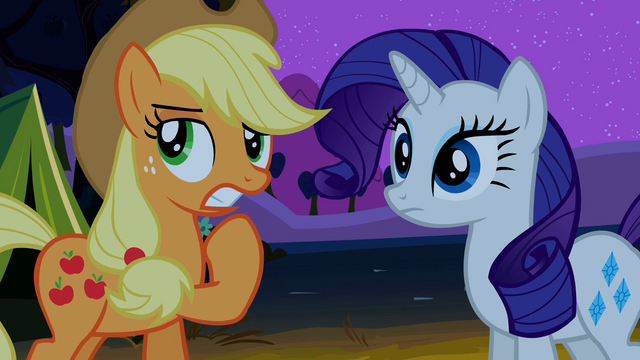 File:Applejack thinking S2E05.png