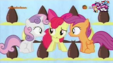My Little Pony FiM (Dutch) Babs Seed