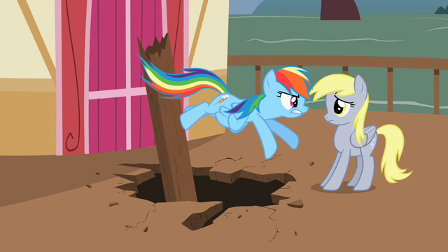 File:Rainbow Dash 'Nothing!' S2E14.png
