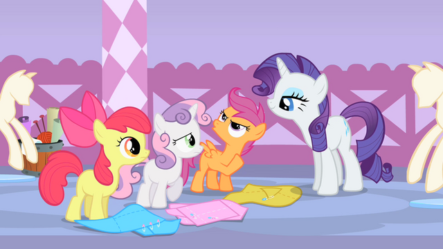 File:Scootaloo does not enjoy the story S1E23.png