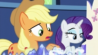 "Applejack ""that neighborhood probably has"" S5E16"