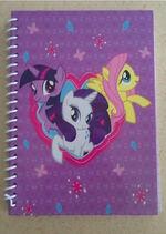 Target notebook