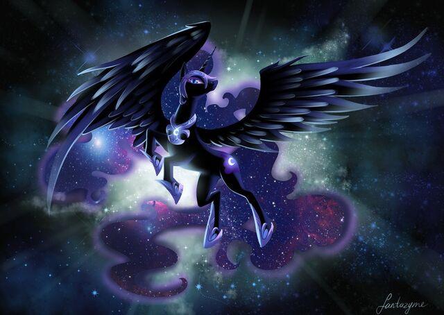 File:FANMADE Nightmare Moon wallpaper.jpg
