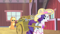 Rarity 'and it's gonna be more country' S4E13