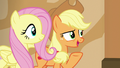 "Applejack ""lead the way, Mr. Gladmane!"" S6E20.png"