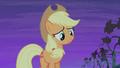 """Applejack """"bats don't eat ponies"""" S4E07.png"""