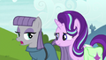 "Maud Pie answers Starlight Glimmer ""yes"" S7E4.png"
