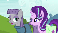 "Maud Pie answers Starlight Glimmer ""yes"" S7E4"