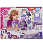 My Little Pony Rarity Booktique playset packaging