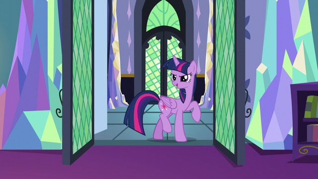 """File:Twilight """"We're going to Canterlot!"""" S5E12.png"""