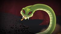 Chimera's snake head S4E17