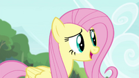 "Fluttershy ""our friendship is as strong as ever"" S4E25"