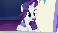 """Rarity """"but why, darling?"""" S6E25"""
