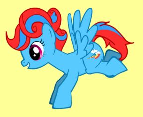 FANMADE Rainbow Dash makeover 3