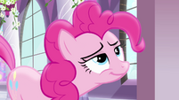 Pinkie Pie daydreaming about frosting S4E01