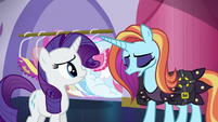 """Sassy """"I finally understand the Rules of Rarity"""" S5E14"""