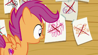 "Scootaloo ""But I really wanna bungee jump!"" S6E4"