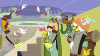 """Discord """"although we've never discussed it"""" S7E12"""
