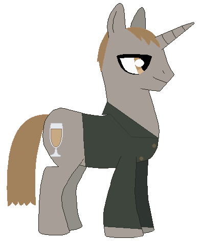 File:FANMADE Barney Stinson Pony.png