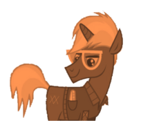 FANMADE Trenderhoof ORANGE