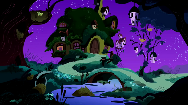 File:Fluttershy's House S2E15.png