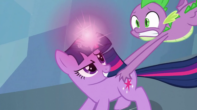File:Twilight 'I actually studied gravity spells' S3E2.png