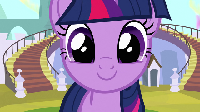File:Twilight grinning closeup S3E2.png