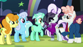 Countess Coloratura gives hoofsie to Lyra S5E24.png