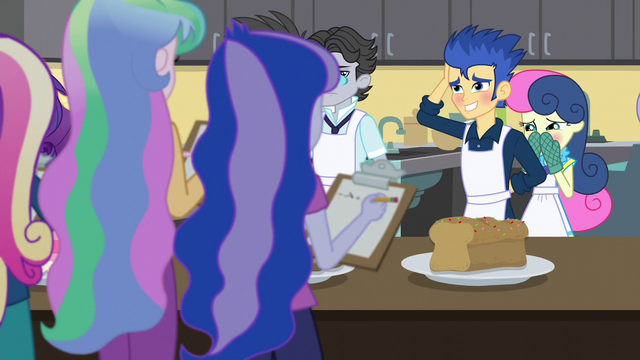 File:Flash and Sweetie Drops make a loaf of bread EG3.png