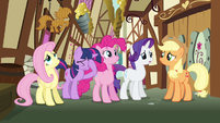 Rarity & Fluttershy tell us why S3E7