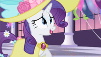 Rarity cornered S2E9