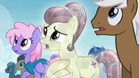 """Crystal Pony """"you don't mean..."""" S4E22"""