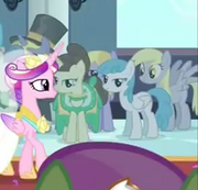 Derpy in the crowd S2E26.png