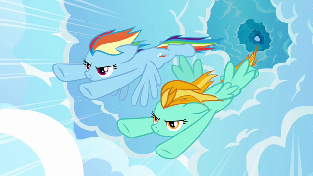 File:Rainbow Dash racing S3E07.png