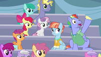 """Bow Hothoof """"but now, she is!"""" S7E7"""