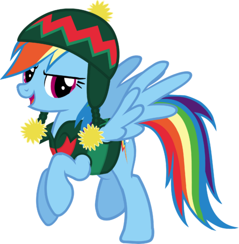 File:Rainbow Dash Hearth's Warming Eve Card Creator.png