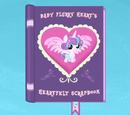 Baby Flurry Heart's Heartfelt Scrapbook