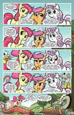 Friends Forever issue 2 page 7