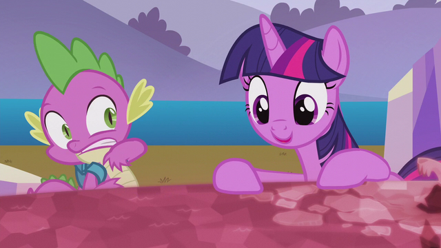 "File:Twilight startles Spike ""that's it!"" S5E25.png"