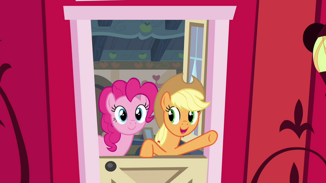 "File:Applejack ""smell that sweet Apple air"" S4E09.png"