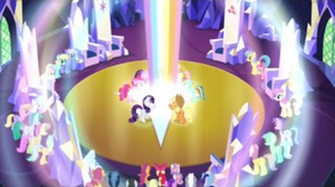 Italian My Little Pony Let The Rainbow Remind You HD