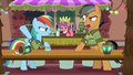 Quibble appalled by Rainbow's opinion S6E13.png