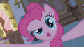 Pinkie Pie Looking Into Camera S1E09.png