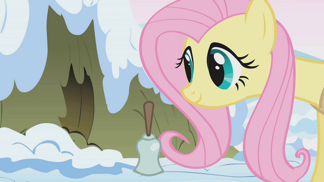 File:Fluttershy waking up porcupines S1E11.png