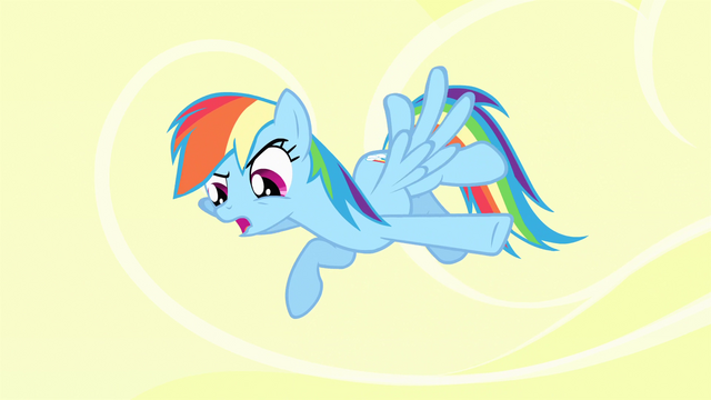 File:Rainbow Dash 'Come on everypony!' S4E7.png