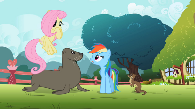 File:Rainbow Dash 'Otters and seals do not fly' S2E07.png