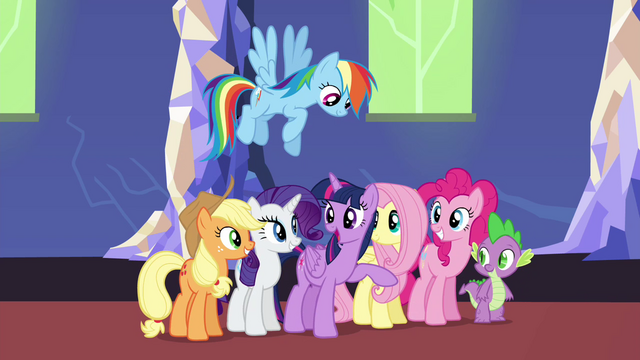 """File:Twilight Sparkle """"I didn't defeat Tirek on my own"""" S4E26.png"""