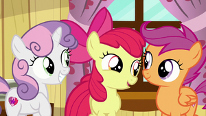 """Apple Bloom """"...xactly!"""" S6E4"""