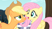 Applejack 'No, I do not' S4E07